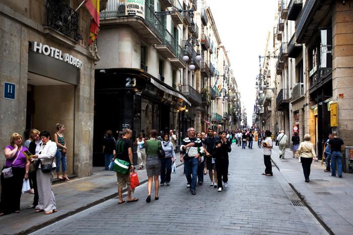 Packlista Spanien