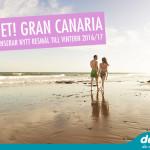 Detur lanserar Gran Canaria