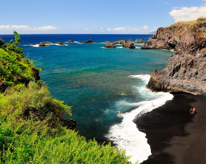 La Palma Kanarieöarnas vackraste ö