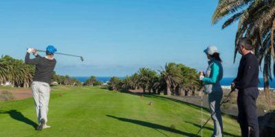 Golfresor till Lanzarote och Madeira