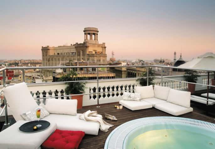 Hotell H10 Montcada i Barcelona