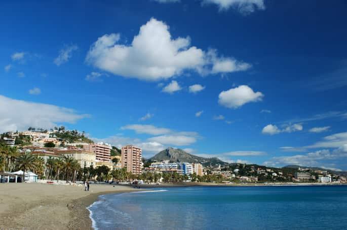 Spanska bostadspriser