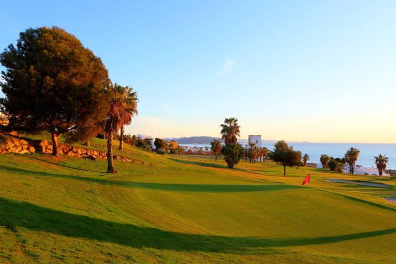 Mojácar och Marina Golf