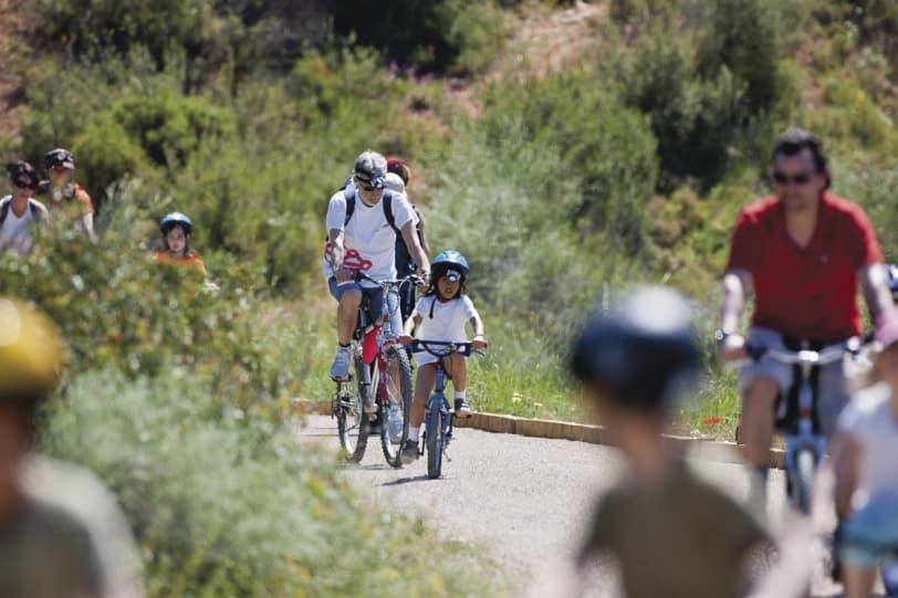 Els Ports en bergs- och naturdestination för familjer