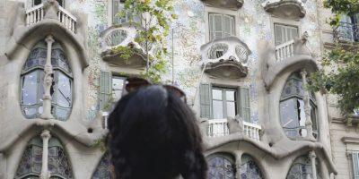 Konst och musik i Barcelona