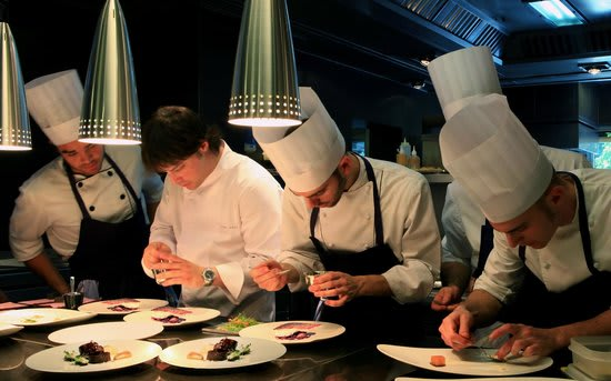 Michelinguiden hyllar det katalanska köket